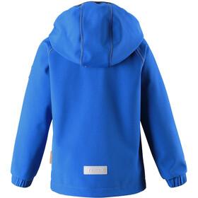 Reima Vantti Softshell Jacke Kinder blue